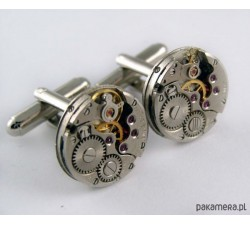 Mechanical cufflinks 202