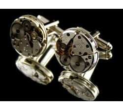Mechanical cufflinks 204